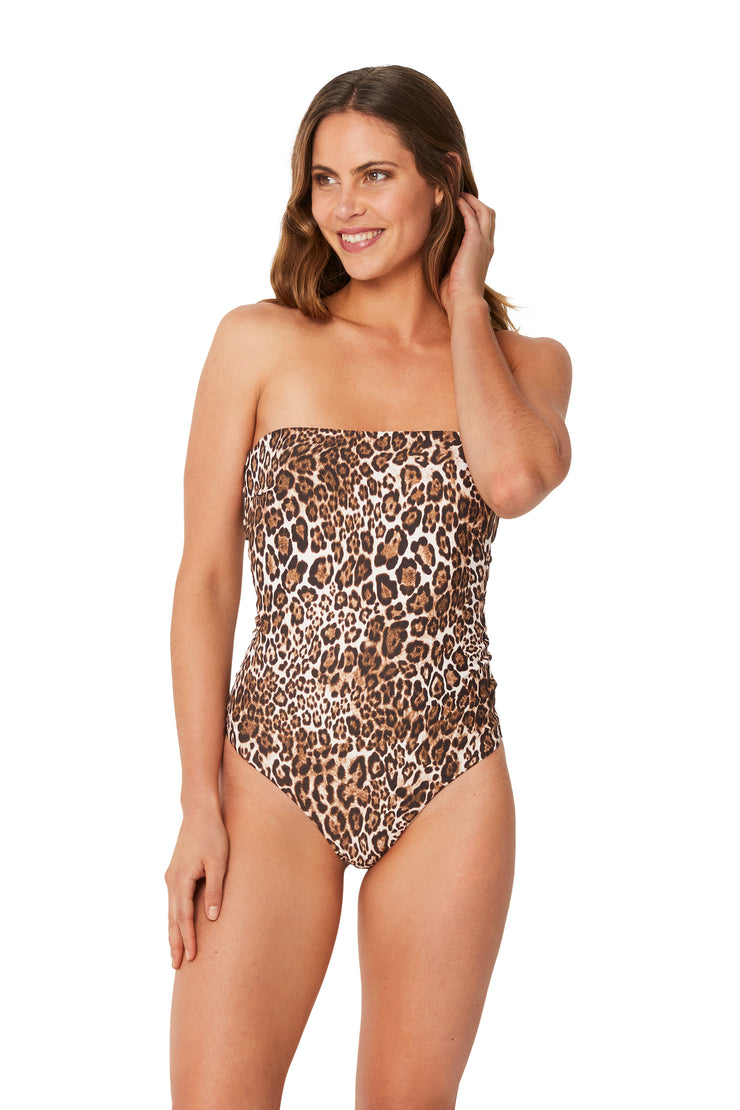 Plantation Wild Thing Bandeau Maillot