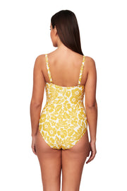 Maui Multi Fit Tab Front Maillot - One Piece - Monte & Lou