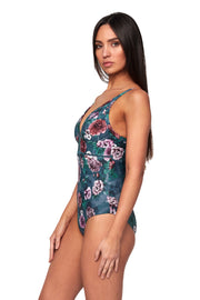 Dahlia Dreaming Multi Fit Maillot - One Piece - Monte & Lou