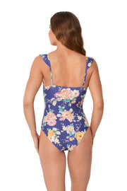 Brightest Bloom Multi Fit Frill Maillot - Monte & Lou