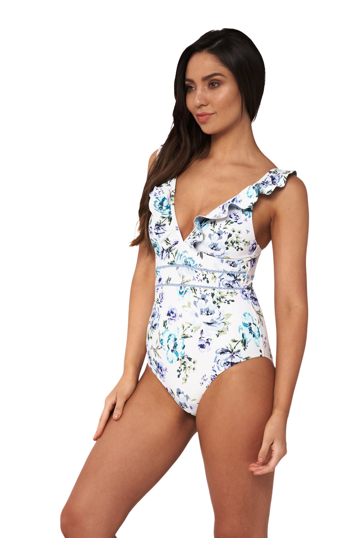 Dreamweaver Multifit Frill Maillot - One Piece - Monte & Lou