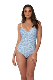 Dreamweaver DD/E V Neck Maillot - One Piece - Monte & Lou