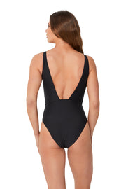 ML Separates Knot Front Maillot - Monte & Lou