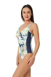 Vacation DD/E V Neck Maillot