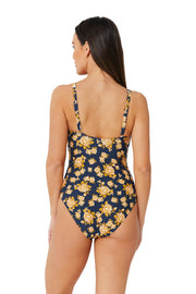 Rosie Multi fit Tie Front Maillot