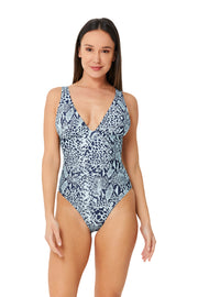 Python Multi Fit Melody Maillot