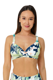 Vacation F Cross Front Bra