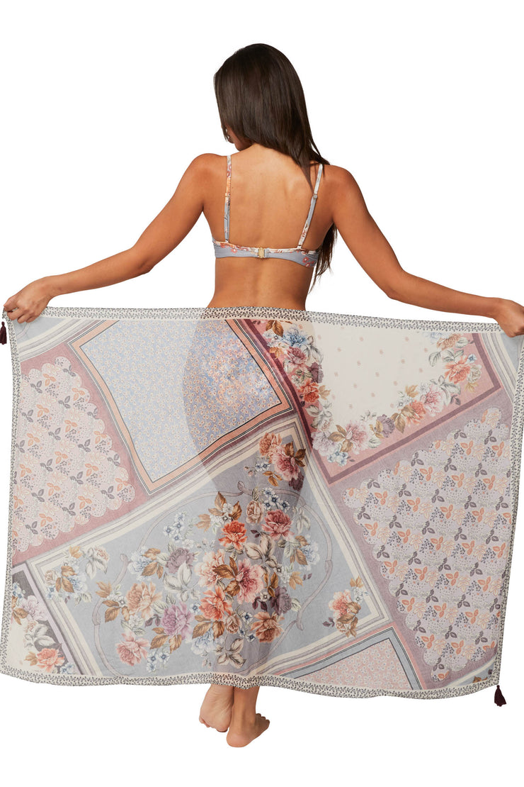 Flourish Sarong - Clothing - Monte & Lou