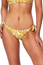 Maui Bagged Out Tie Side Pant - Bikini Bottoms - Monte & Lou