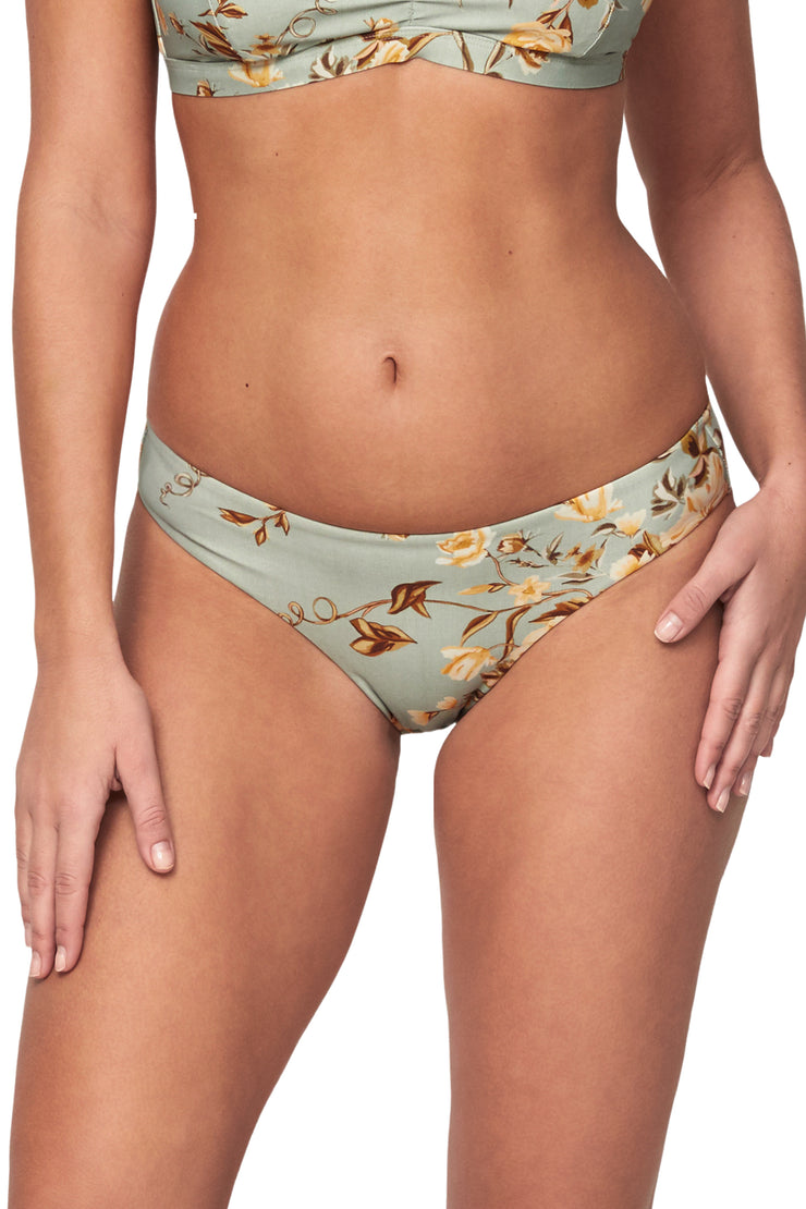 Wild Rose Regular Pant - Bikini Bottoms - Monte & Lou