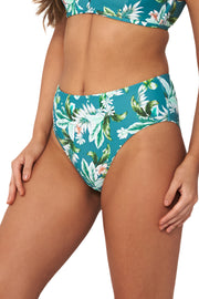 Hot Tropics High Waist Pant - Bikini Bottoms - Monte & Lou