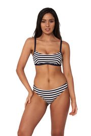 Hamilton Stripe Regular Pant - Bikini Bottoms - Monte & Lou