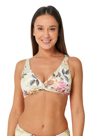 Fleur Multi Fit Twist Crop