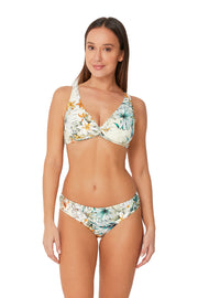 Plantation Multi fit Twist Crop - Monte & Lou