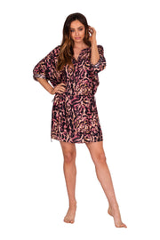 Jungle Shirtdress - Clothing - Monte & Lou