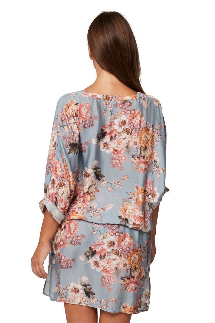Flourish Shirtdress - Clothing - Monte & Lou