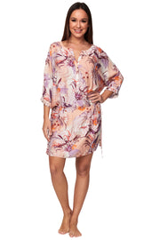 Maui Soft Hawaii Shirt Dress - Clothing - Monte & Lou