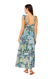 Boheme Tie Shoulder Sundress