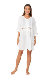 ML Separates Resort Shirt Dress