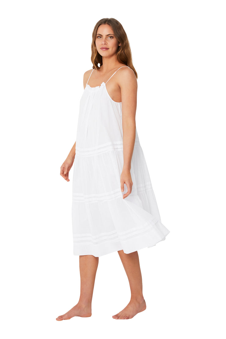 ML Separates Frill Midi Sundress - Monte & Lou