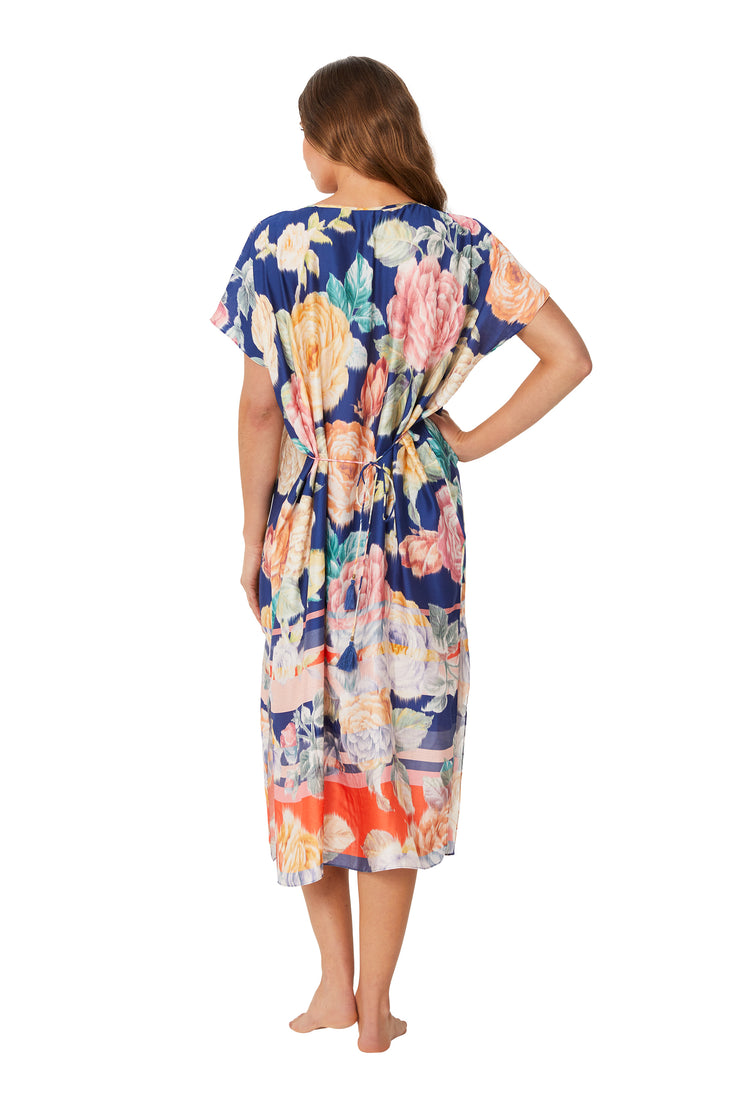 Brightest Bloom Kaftan - Monte & Lou