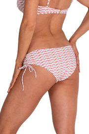 Creole Ruched Side Hipster Pant - Bikini Bottoms - Monte & Lou