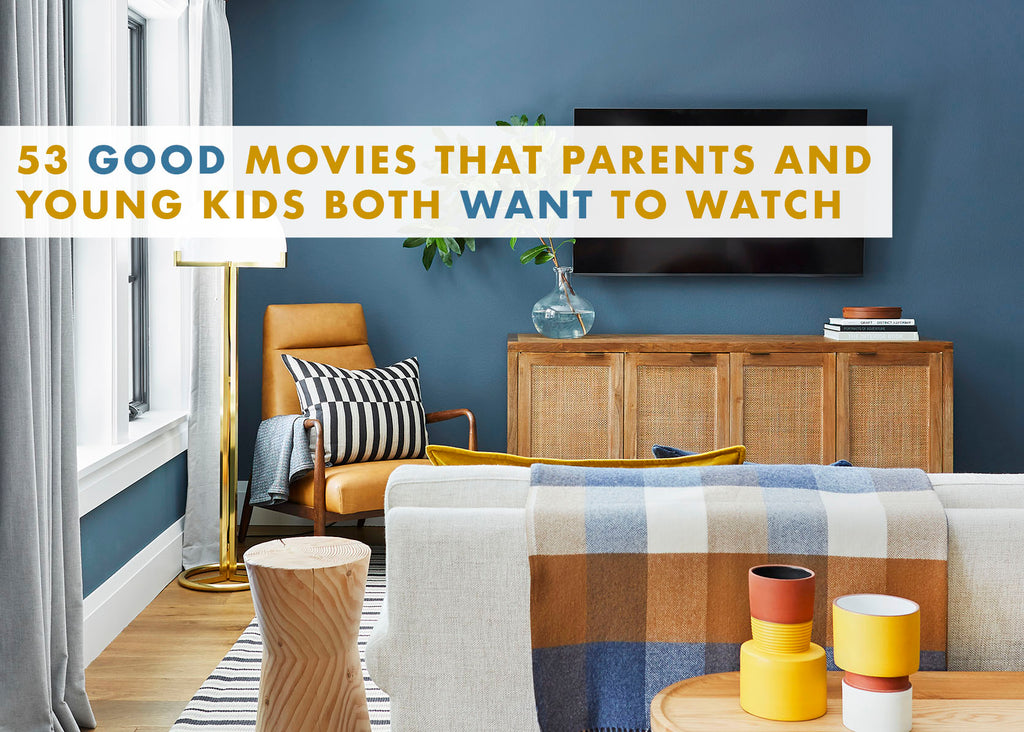 photo by sara ligorra-tramp | from: the ultimate family-friendly media room + wet bar
