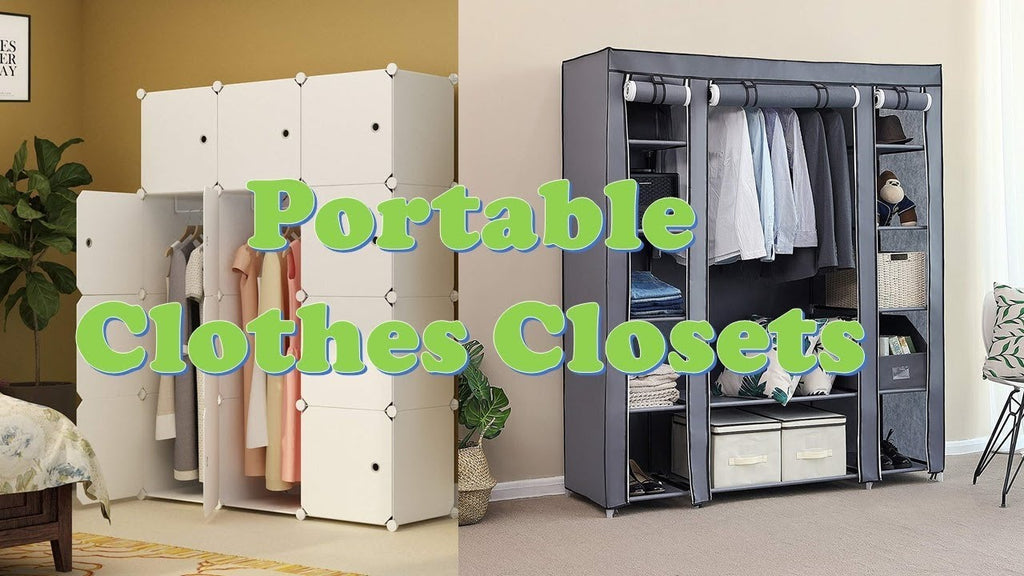 Hi guys, I am going to show video review on the top 10 Best Portable Clothes Closets 2018 on the market