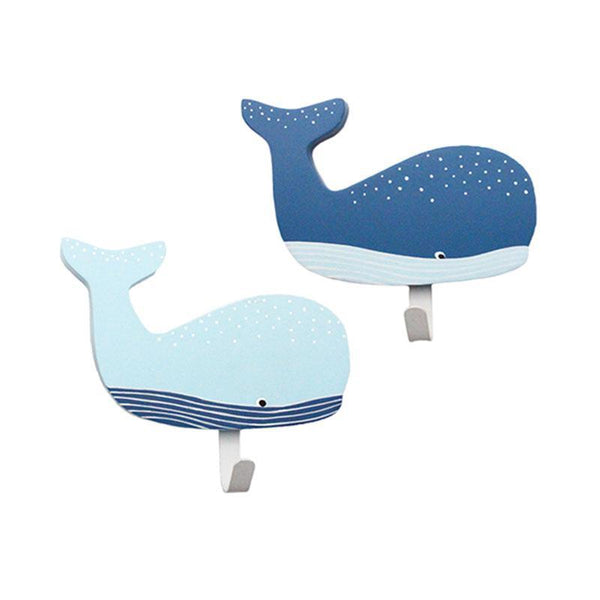 Whale Hook Set (2pc)