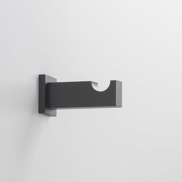 Breyman Wall Hook - True Black