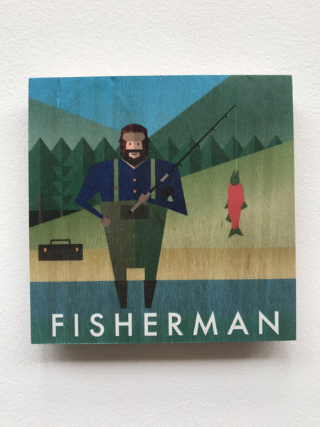 Clearance: Fisherman