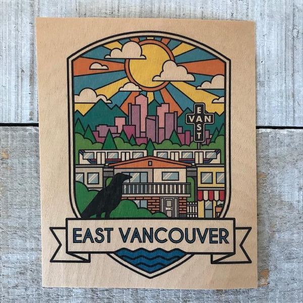 East Vancouver Crest