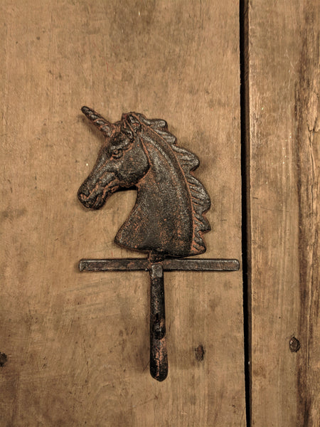 Unicorn Wall Hook