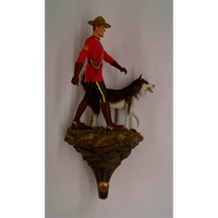 RCMP Decorative Wall Hook