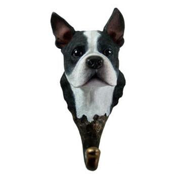 Boston Terrier Wall Hook