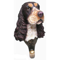Brown Cocker Spaniel Wall Hook