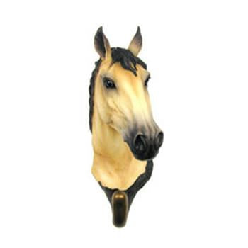 Buckskin Horse Wall Hook