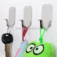 6 Pcs Metal Hooks For Hanging