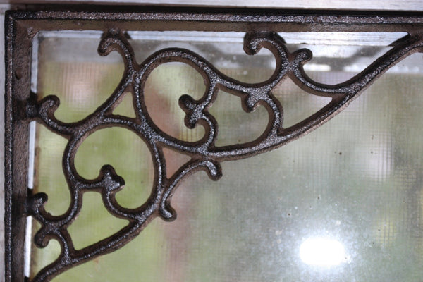 20) Decorative Victorian design window corner corbels, cast iron window corner corbels, shelf brackets, 7 1/2 inch free shipping, B-1