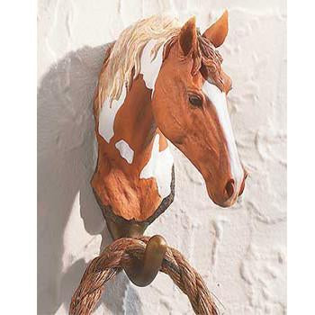 Paint Horse Wall Hook