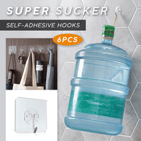 Super Sucker (6 PCS)