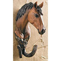 Western Horse Double Wall Hook