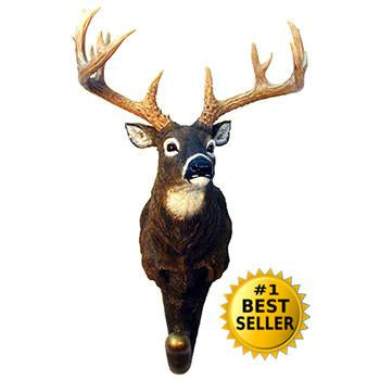 Whitetail Deer Wall Hook