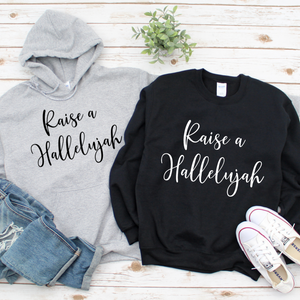 Raise A Hallelujah Design 2