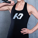 K7 Women's Top Identity Black
