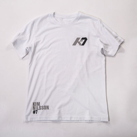 K7 Junior T-shirt Casual White