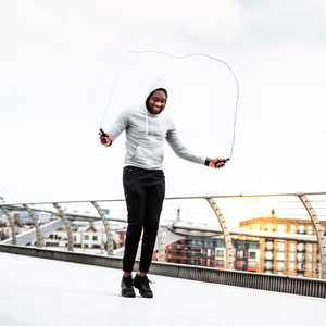 The Aolikes Speed Jumping Rope for ultimate conditioning