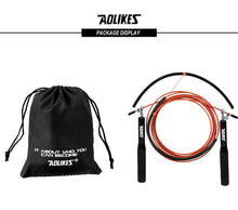 Load image into Gallery viewer, The Aolikes Speed Jumping Rope for ultimate conditioning