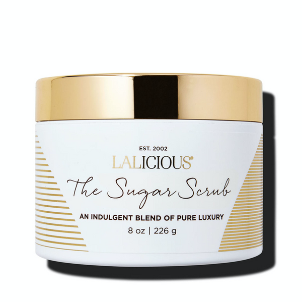 GOMMAGE AU SUCRE FOUETTÉ THE SUGAR SCRUB LUXURY - 8OZ