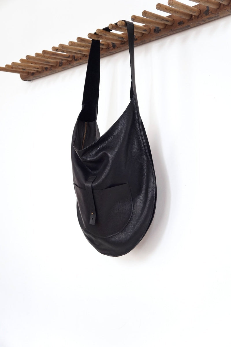 The Versailles - Leather - Hobo -  Shoulder Bag